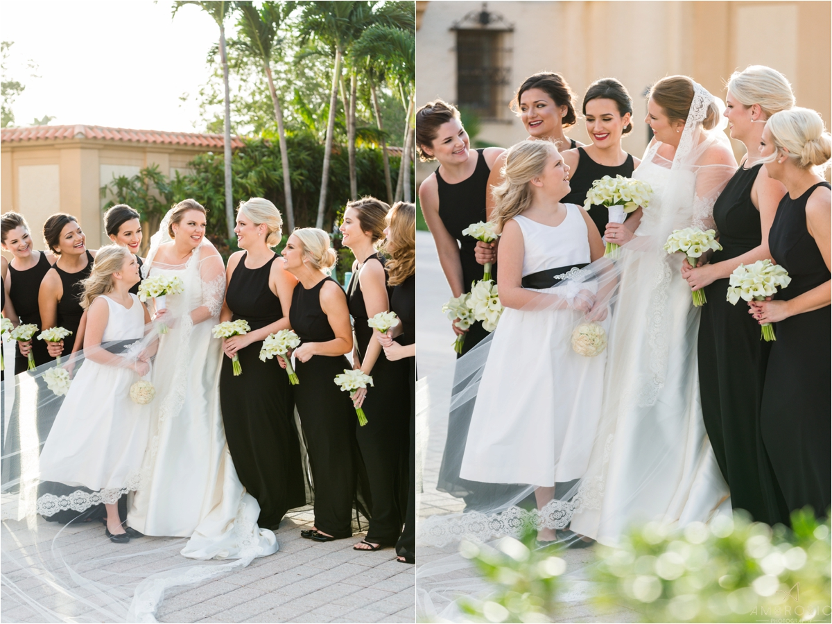 Church of the Little Flower wedding stacey ambrosio photography