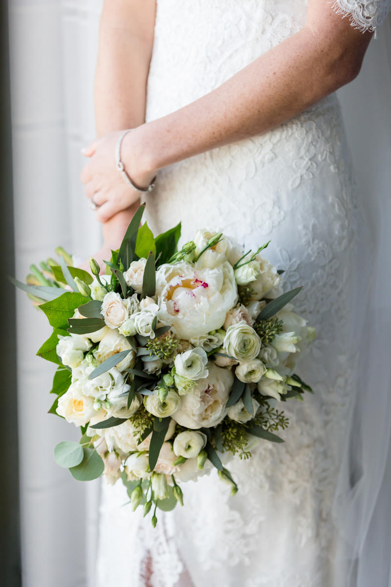 Bridal bouquet from a wedding at the Ritz Carlton in Key Biscayne.